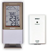 Термометр цифровой электронный RST02555 IQ555 с барометром